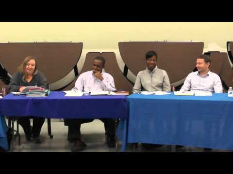 11-16-15 Community Board Meeting part 2 of 2