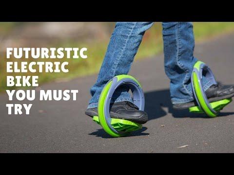 Futuristic Electric Bike You Must Try
