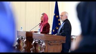 الابعاد الاقتصادية لزيارة منسقةِ السياسيةِ الخارجية في الاتحاد الاوروبي موغريني الى ايران