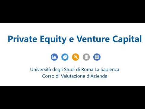 Private Equity e Venture Capital - BizPlace