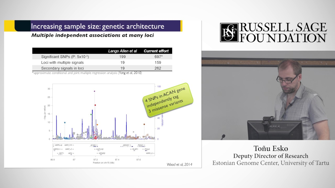 Lecture 12 tonu esko interpreting genome wide association lecture 12 tonu esko interpreting genome wide association study gwas pooptronica Choice Image