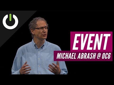 Michael Abrash OC6: The Future of VR