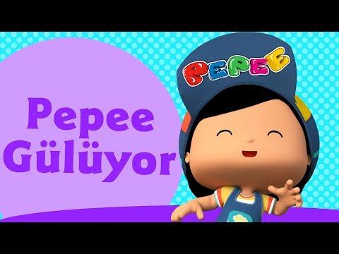 Pepee  - En Çok Güldüren Bölümleri - Çocuk Çizgi Film | Düşyeri