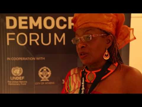 Athens Democracy Forum 2016 - Three Minute Highlights Video