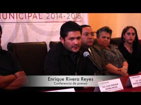 Conferencia De Prensa Enrique Rivera