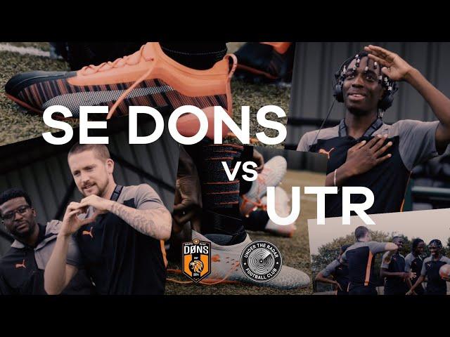 SE DONS vs Under The Radar FC |  DONSTRAPZY v MANNY |  PUMA ANTHEM BATTLE !!