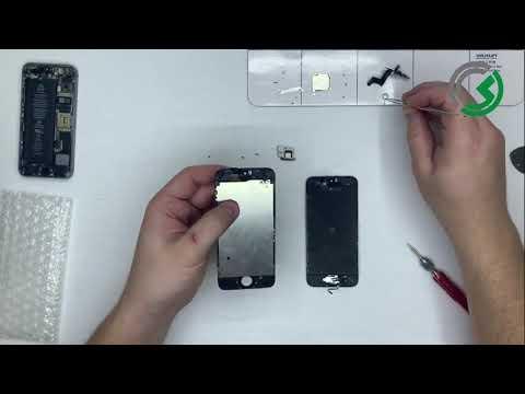 Замена экрана iPhone 5S