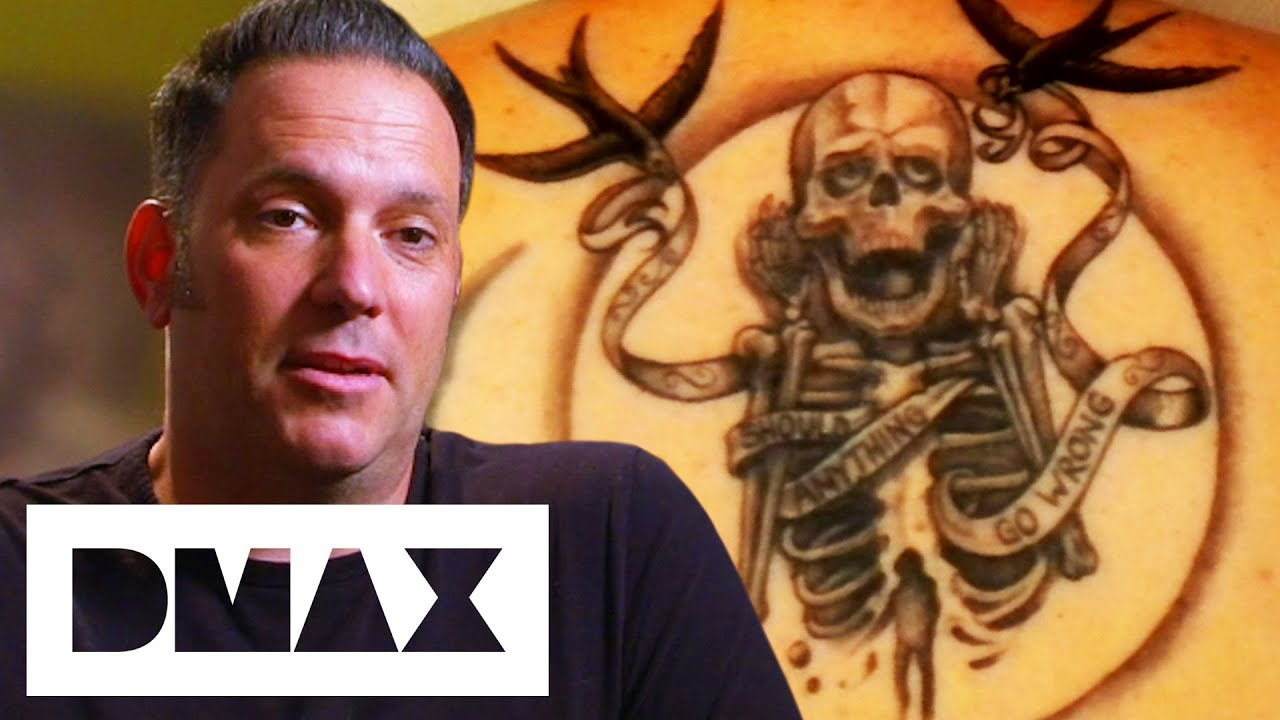 Download Corey Miller Freestyles Awesome Back Tattoo For Trever Keith | LA Ink