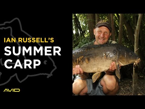 Summer Carp with Ian Russell