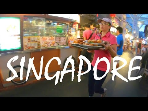 How Expensive is Traveling in SINGAPORE? & City Tour