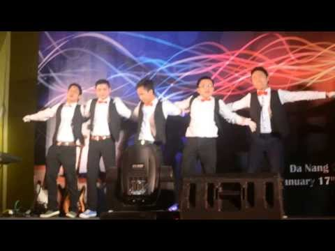 Con Buom Xuan+Len Noc Nha_Cover by 09ECE_YEAR END PARTY esilicon