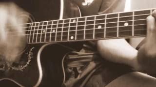 Thành Phố Sau Lưng - Guitar đệm như bản gốc - Hoàng Phương