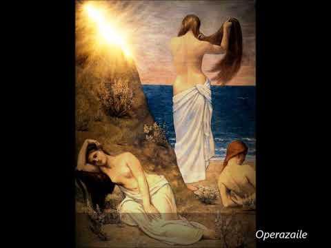 Dawn Upshaw: La Damoiselle élue Debussy