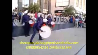 Bagpipe Band in India Music of Bagpipes - Indian Bagpipes +91 099889 54234