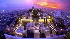 Banyan Tree Hotel Bangkok (Thailand): most AMAZING rooftop in the world