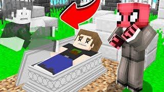 ARKADAŞIMI ÖLÜ BULDUM! 😱 - Minecraft