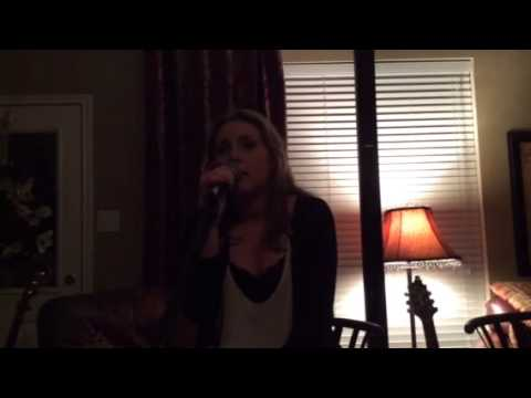 Caroline Pennell (Cover Song) Anything Could Happen.-The Voice