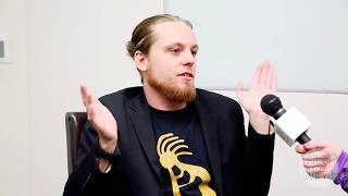 Video Interview with Morgan Rockwell, CEO Bitcoin Inc