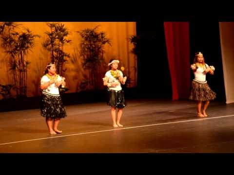 UH Hilo International Nights 2017- Kiribati