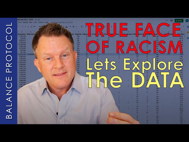 True Face Of Racism ~ Let's Explore The Data