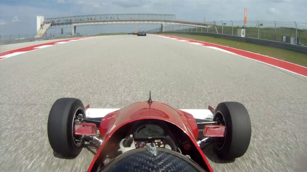 Formula Mazda At COTA Sun Race YouTube - Formula mazda