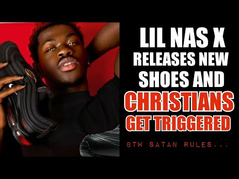Lil Nas X Triggers Christians With A Pair Of Shoes