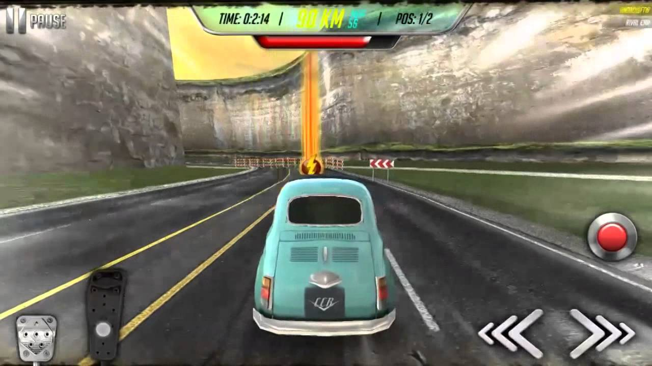 Classic Car Racing Android Gameplay Youtube