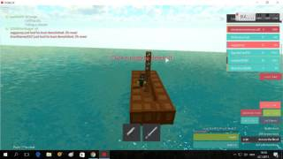 Roblox EP2 I'm a pirate (no functional ship LOL)