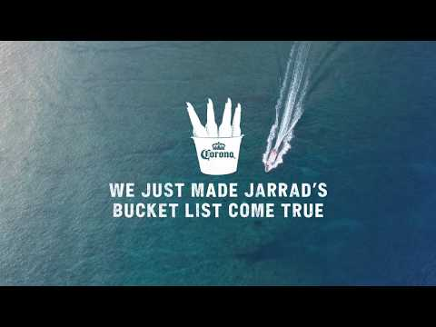 Corona Bucket List - Fiji