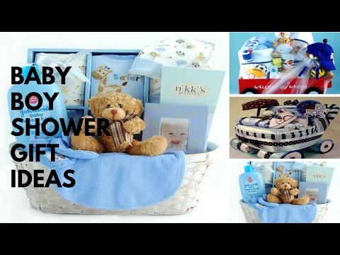 67b2bfef2 Baby Boy Shower Gift Ideas - YouTube