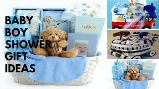 Baby Boy Shower Gift Ideas