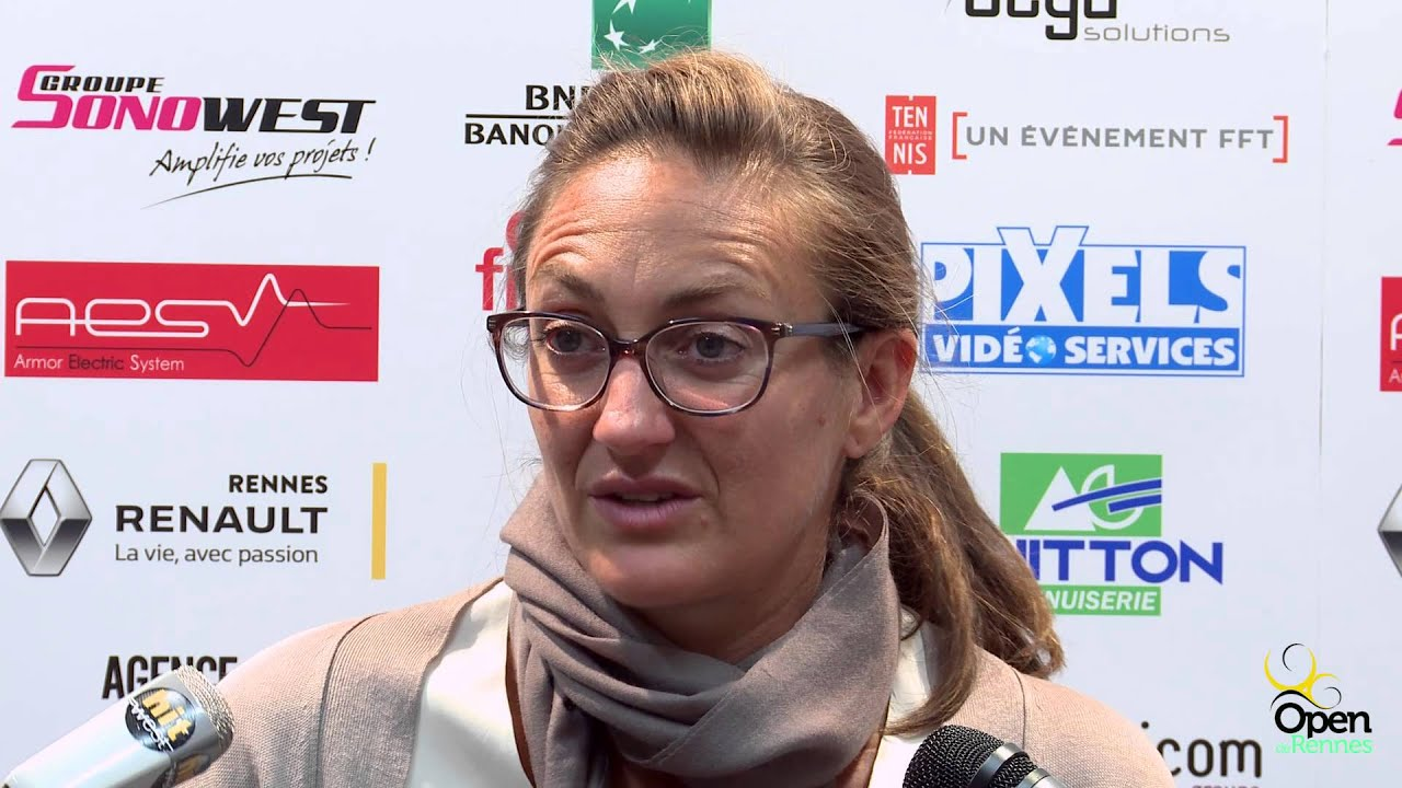 MARY PIERCE   l open de Rennes