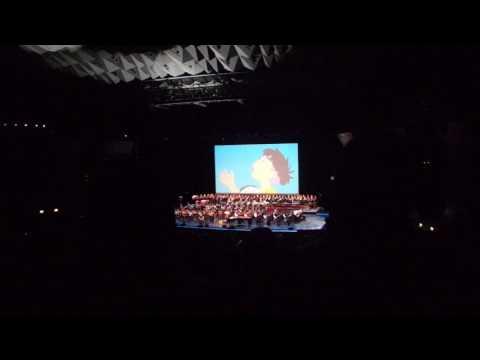 Joe Hisaishi au Palais Des Congrès - Ponyo sur la falaise - Gake no ue no Ponyo