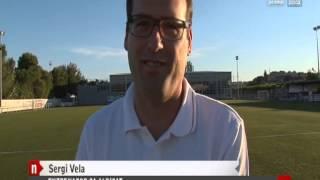 Entrevista entrenador Atletic Alpicat