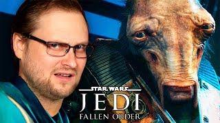 ЗВЁЗДНЫЕ ТЁМНЫЕ ДУШИ ► Star Wars Jedi: Fallen Order #1