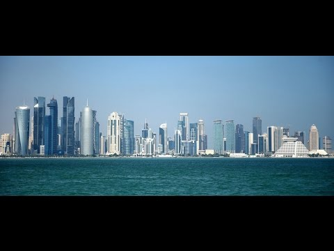 The City Of DOHA -  The State of QATAR -  The Arabian Peninsula