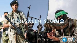 Iran & the West, diplomacy and war- Jerusalem Studio 431