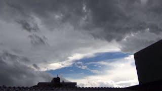 Tempestade em Tubarão #Tempestade #TempestadeemTubarão #Granizo #BNCTVTubarão