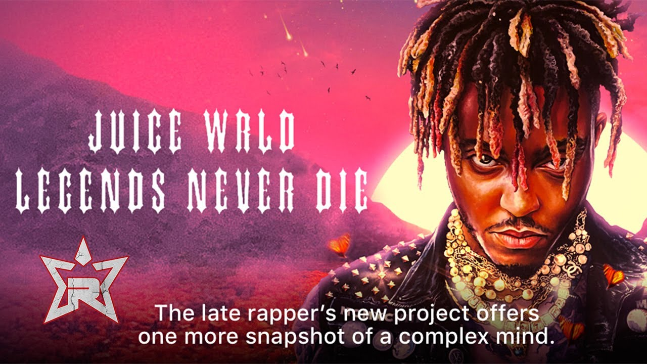 Juice Wrld Anxiety Intro Legends Never Die Youtube