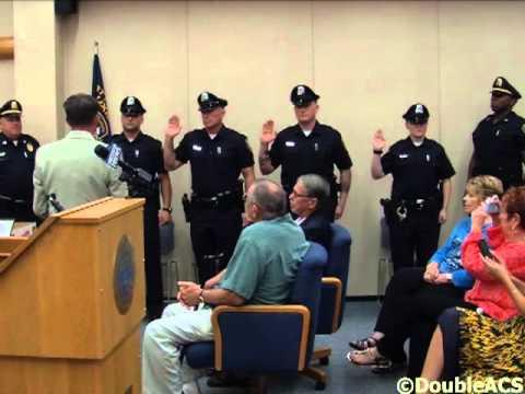 Attleboro Auxiliary Police Graduation Ceremony - YouTubenypd