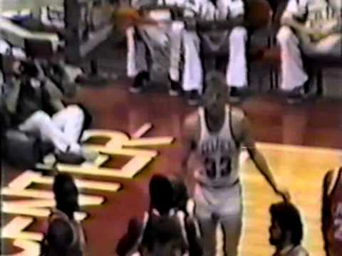 Larry Bird and Bill Walton: Basketball Magic (1986 Boston Celtics)