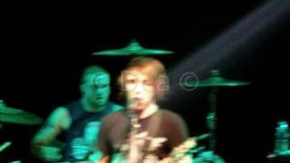 All Time Low - Dear Maria (Count Me In) @ le Trabendo, PARIS (16.02.10)