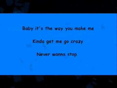 Backstreet Boys - It's gotta be you - Lyrics