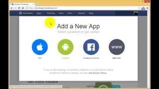 Создание вкладки в Facebook без использования сторонних приложений