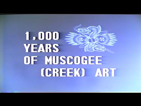 From The Vault - 1000 Years Of Muscogee Creek Art