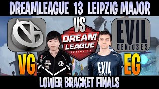 VG vs EG | Bo3 SEMI FINAL DreamLeague 13 The Leipzig Major | DOTA 2 LIVE | ENG Cast @JeevesDotaTV