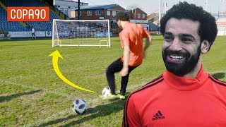 Mo Salah Finishing Masterclass! | How To Train Like A Pro