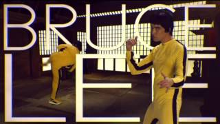 Sped Up - Bruce Lee Vs. Clint Eastwood (HD)