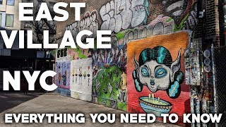 East Village Travel Guide: Everything you need to know