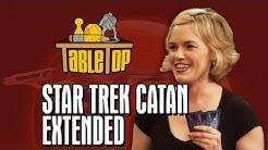 TableTop Extended Edition: Star Trek Catan (Wil Wheaton, Jeri Ryan, Kari Wahlgren, Ryan Wheaton)